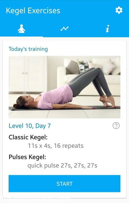 凱格爾運動 Kegel Exercise