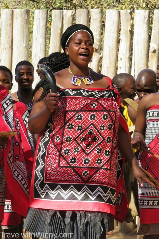 史瓦帝尼 Swaziland map 地圖
