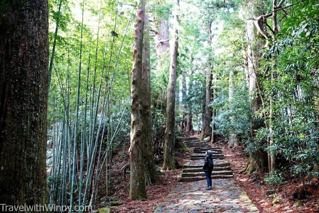 熊野古道 —大門坂(Kumano Kodo Daimon-zaka Slope)