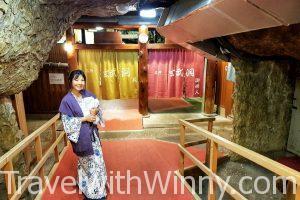 【日本】俯望太平洋的天然洞窟溫泉會館— 浦島酒店