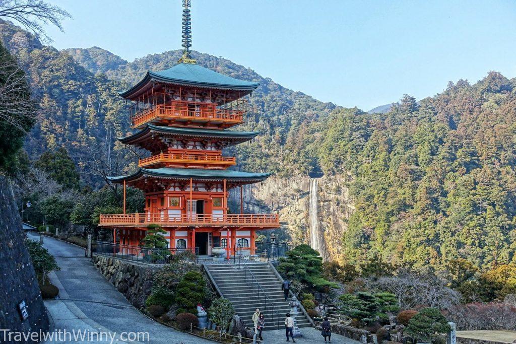 三重塔(Three-Story Pagoda)
