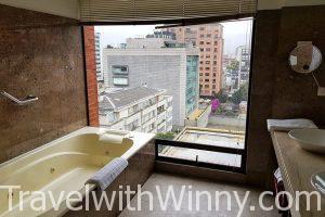 【哥倫比亞】波哥大的平價奢華:希爾頓 DoubleTree Calle 100 逸林飯店