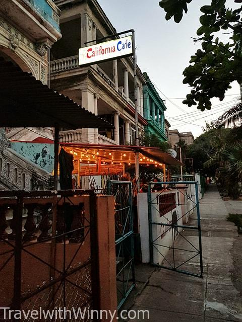 cafe california havana 哈瓦那