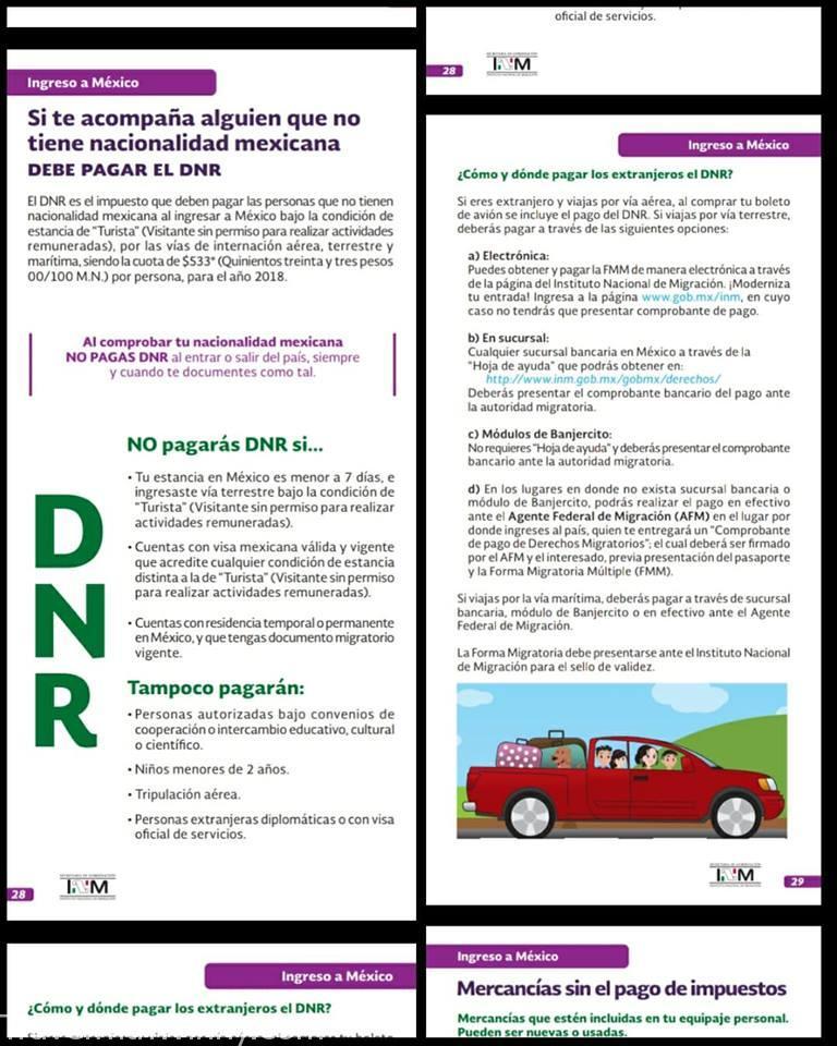 Mexico DNR FFM