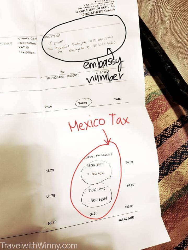 Mexico DRN FFM 墨西哥 海關過境騙局