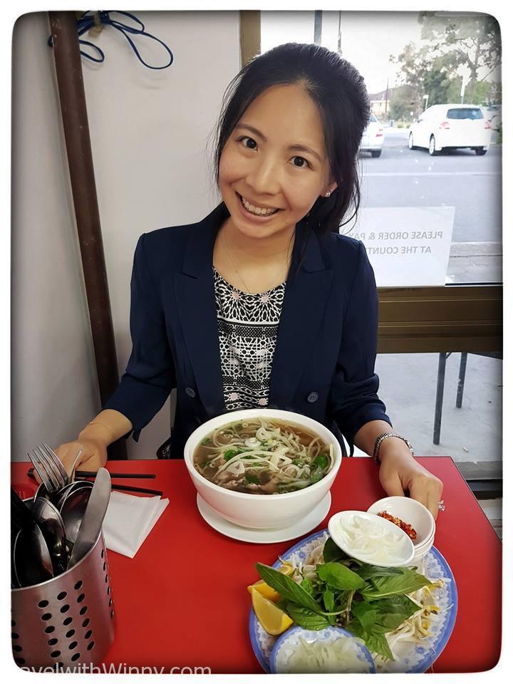 pho 越南河粉