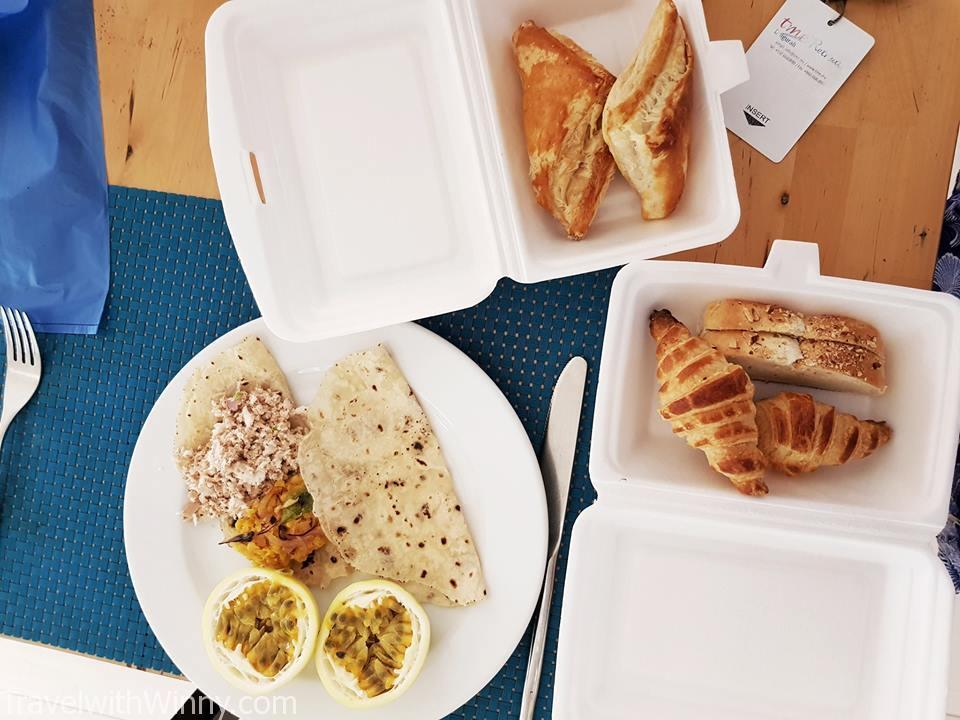Maldive breakfast 馬爾地夫 早餐