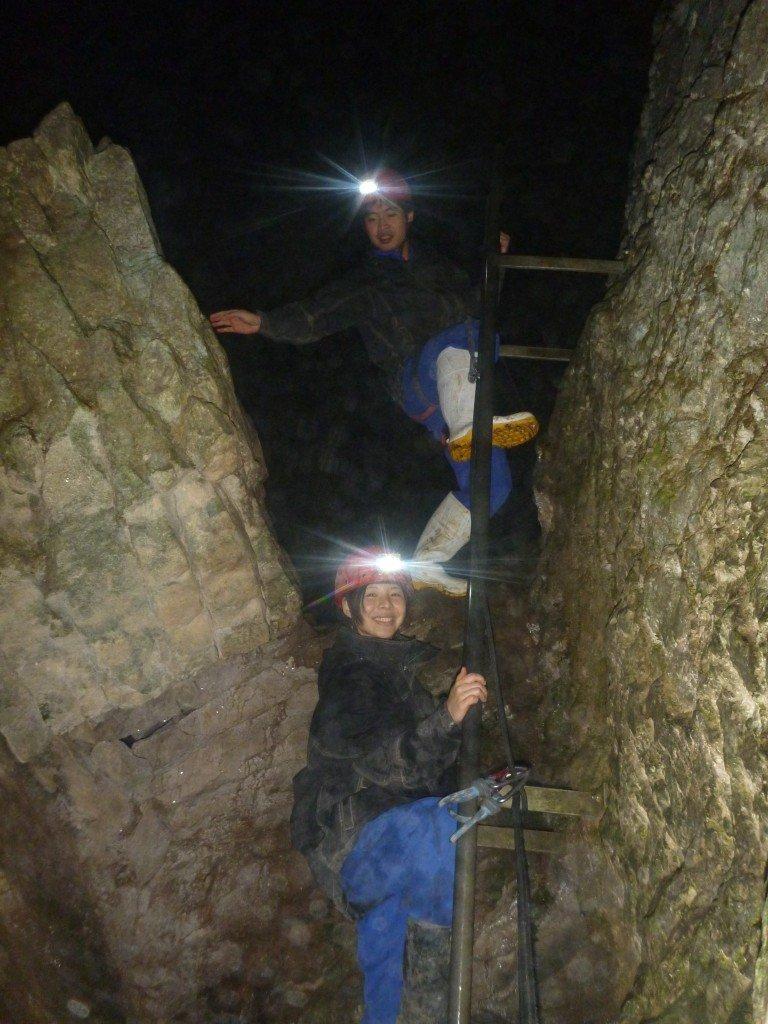 waitomo lost world new zealand 紐西蘭 懷托摩 洞穴