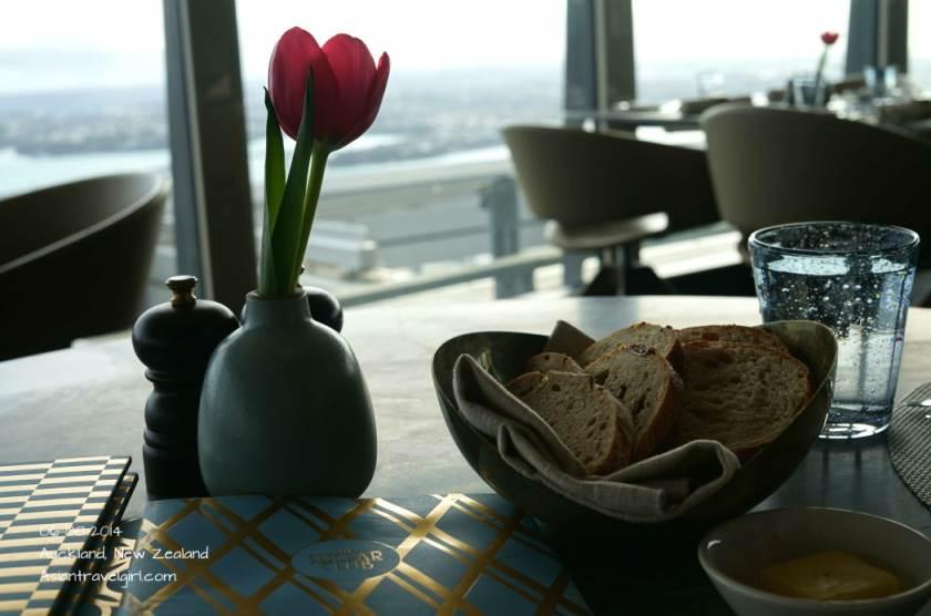Beautiful lunch setting@ The Sugar Club