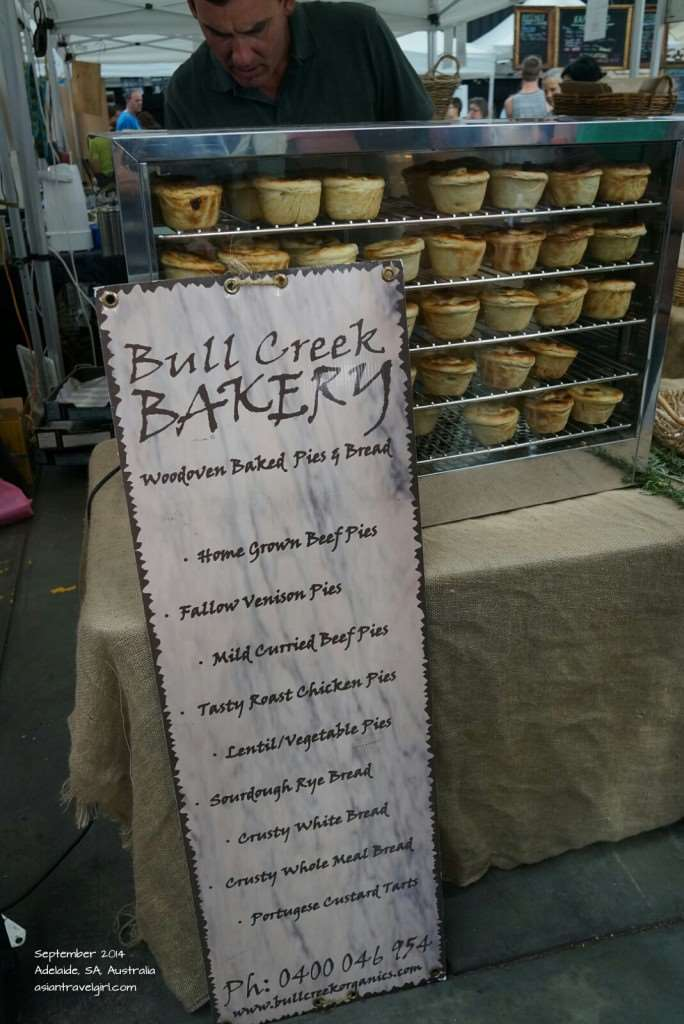 農夫市集 南澳 Bull Creek Bakery