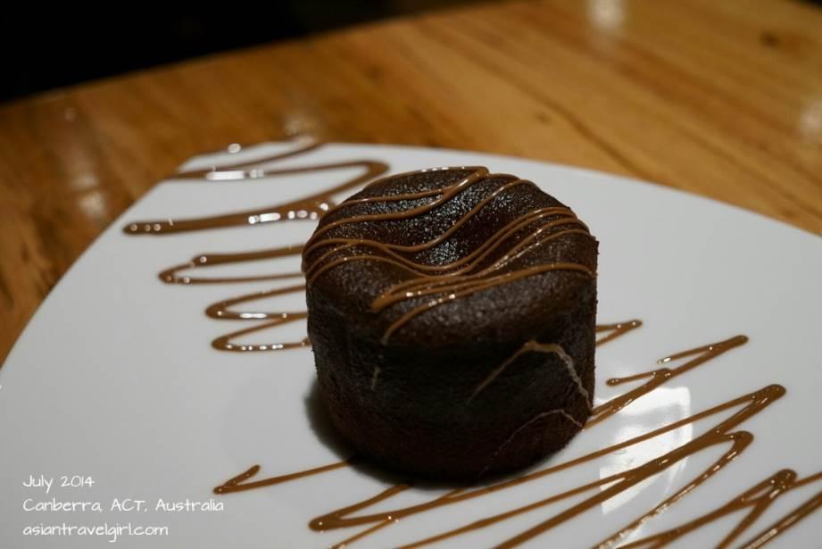 舒芙蕾 巧克力