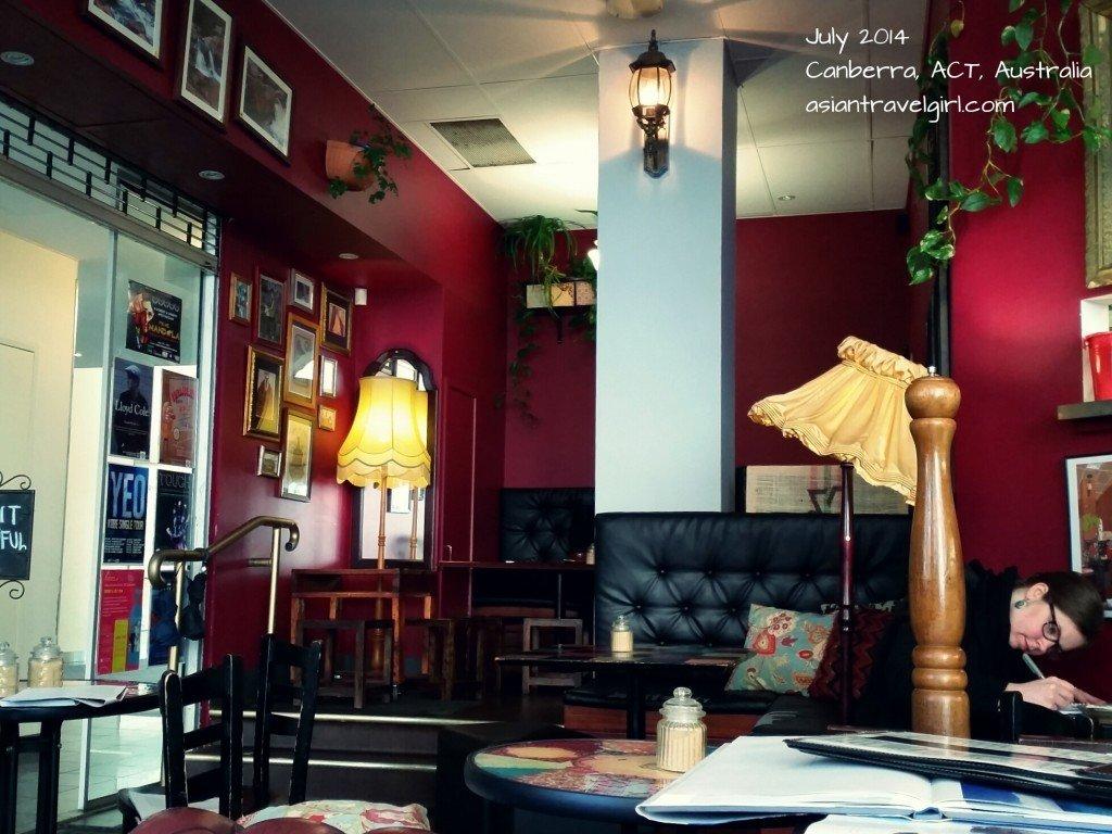 kindle cafe canberra