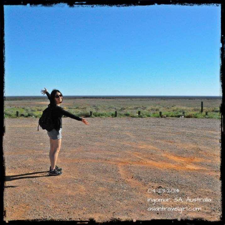 australian outback 澳洲 空曠