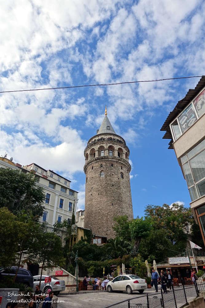 GALATA TOWER 加拉達石塔