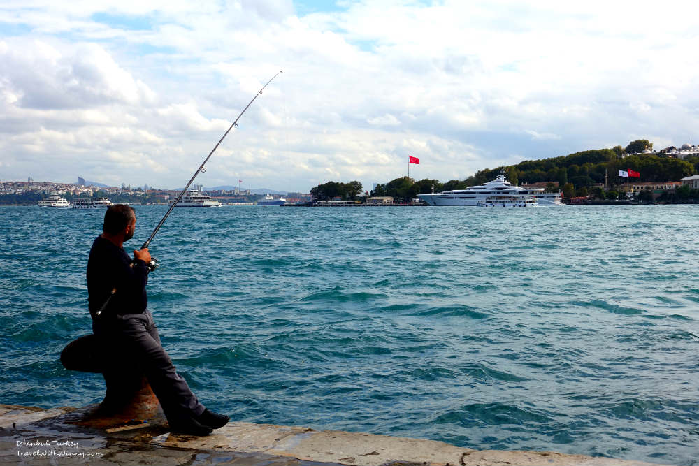 bosphorus strait 伊斯坦布爾海峽