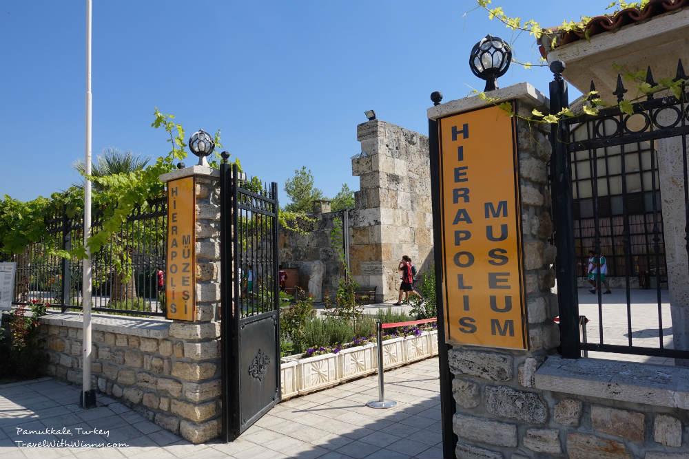 Hierapolis Museum