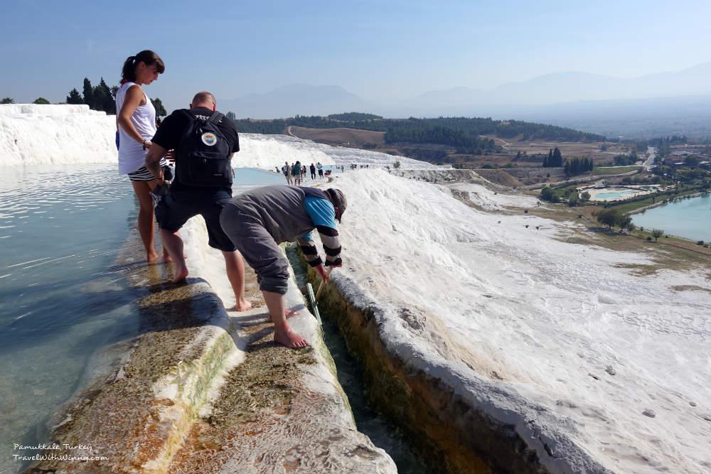 希拉波利斯 棉花堡 Hierapolis Pamukkale