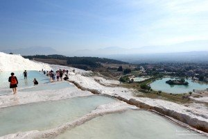Guide to Visiting Pamukkale- The Cotton Castle of Turkey