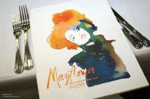 Mayflower Restaurant & Bar in Mayfair Hotel