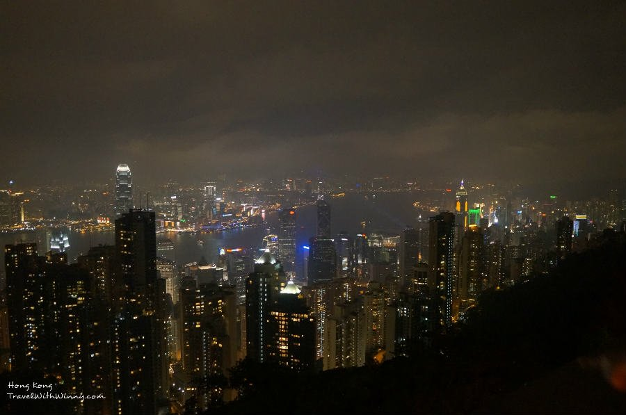 Night View Hong Kong