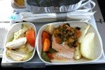 【杜拜】 阿聯酋 Emirates 飛機餐特別報導: 低脂餐 Low Fat Meal (總共四餐)
