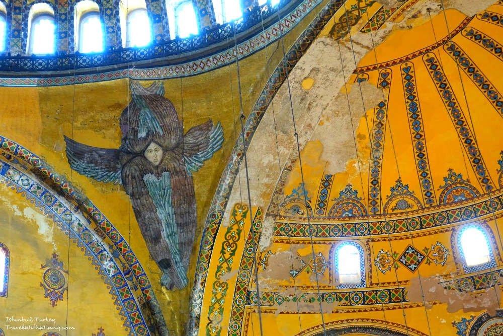 Hagia Sophia 伊斯坦堡 景點