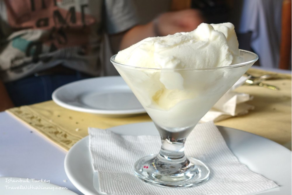 Turkish Ice cream 土耳其 冰淇淋