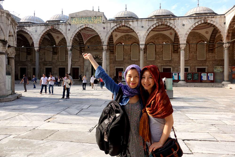 Blue Mosque 藍色清真寺