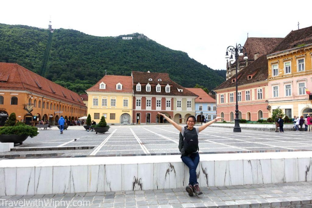 brasov 布拉索夫 Hostels vs Airbnb