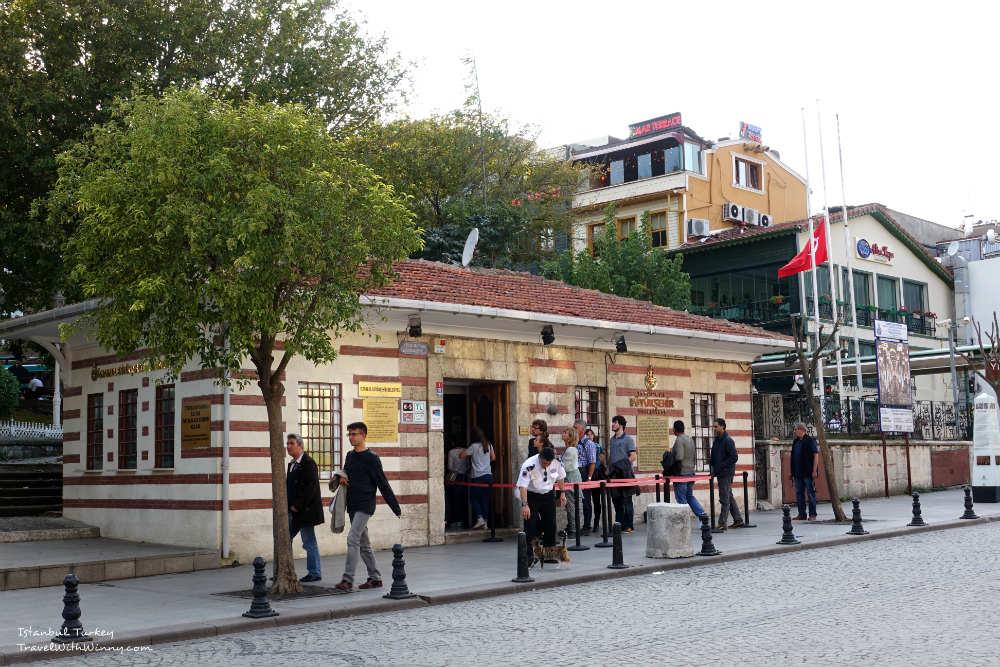 伊斯坦堡 街景
