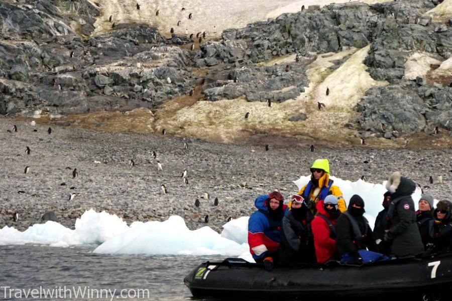 zodic 南極旅遊