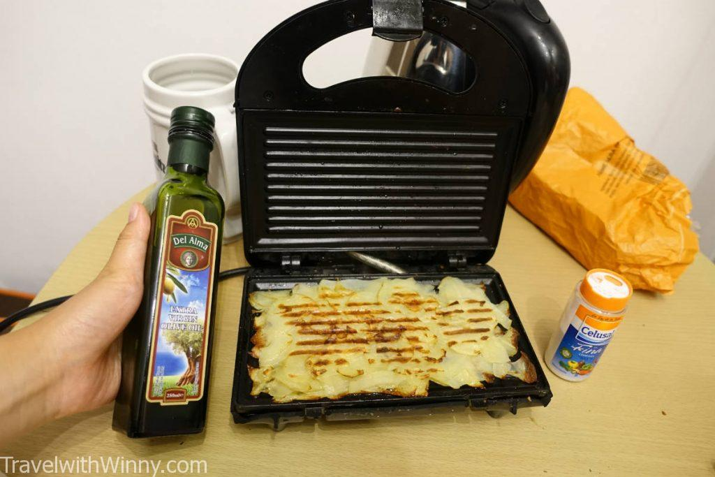 sandwich press 三明治機