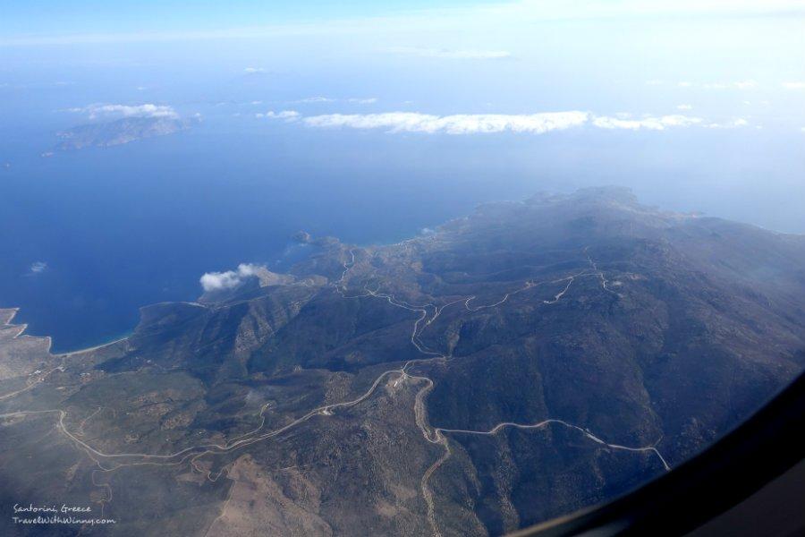 Plane view 飛機風景