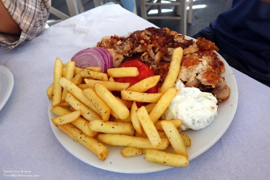 希臘 平民美食