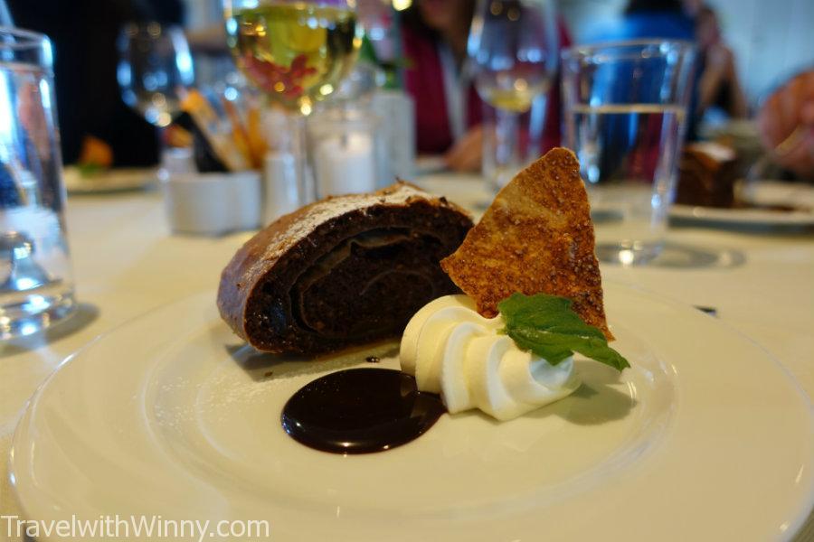 巧克力蛋糕 chocolate cake