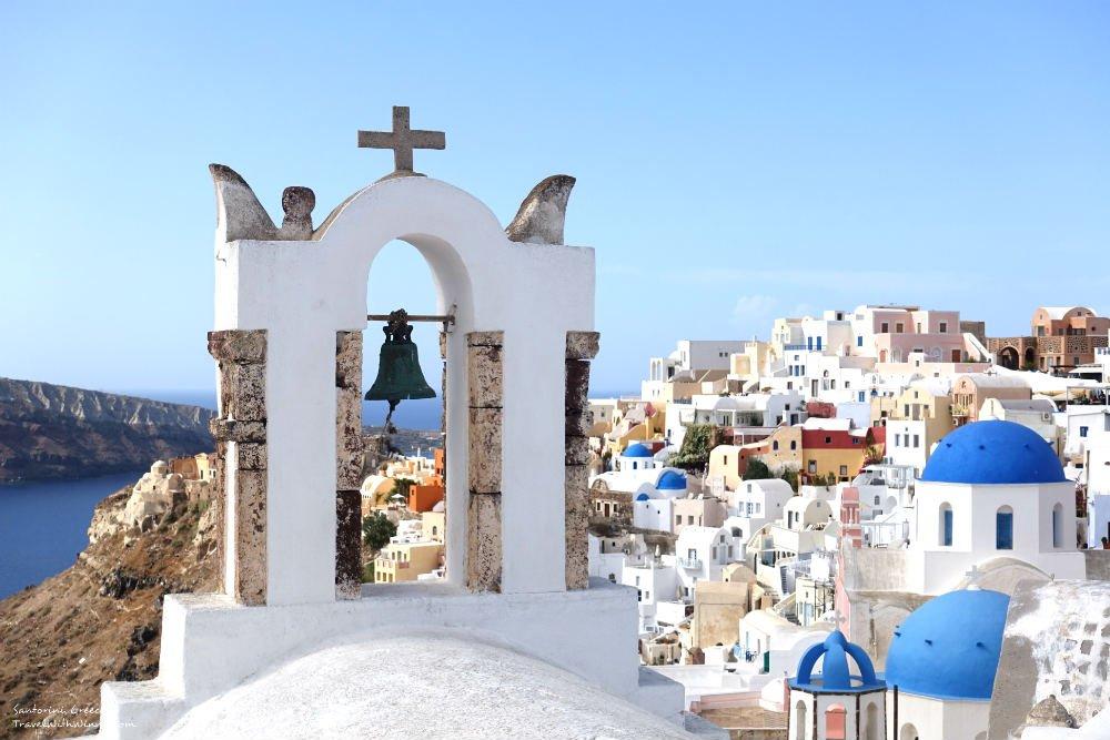 santorini oia 希臘 風景