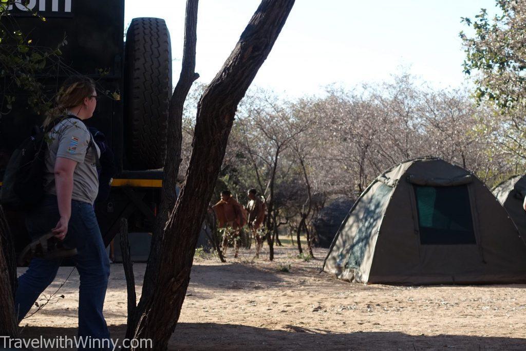 非洲 露營 帳篷 african safari camping tent