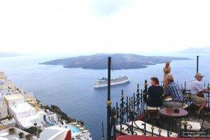 希臘最浪漫的 Santorini 聖托里尼美食 【綜合篇】
