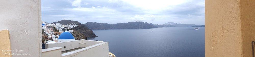 愛情海 aegean sea Best place to stay in santorini