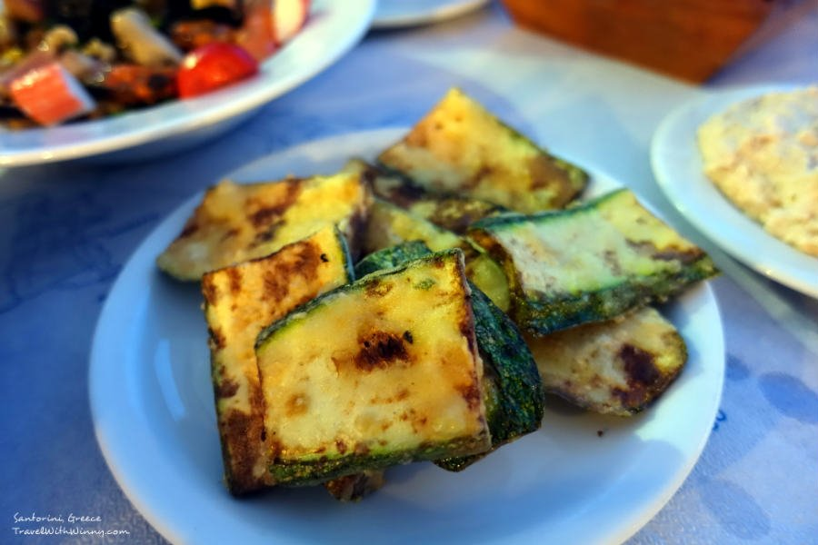 Fried zucchini: simple yet delicious.