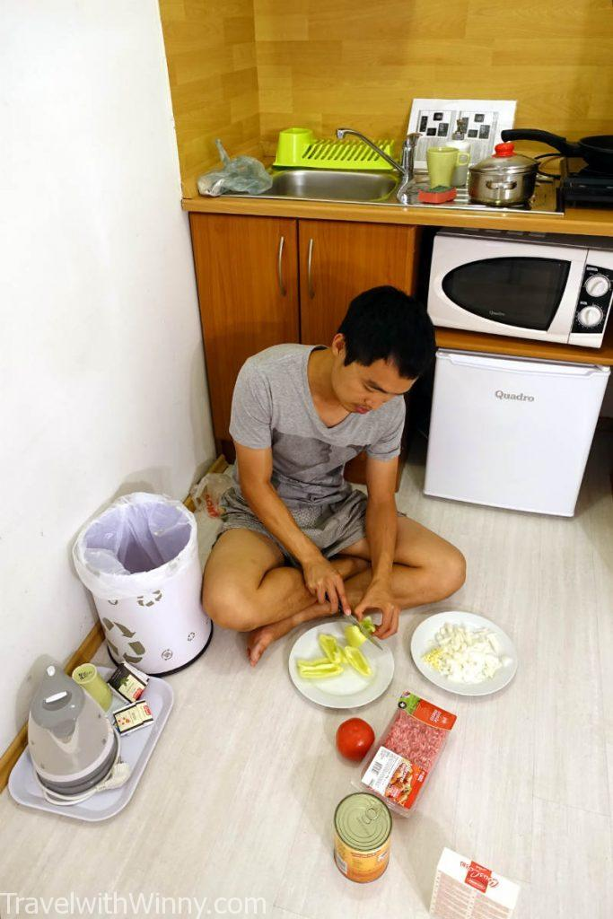 省錢煮飯 cooking on budget 背包客省錢煮飯