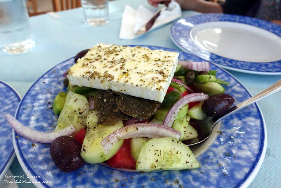 Greek Salad 希臘沙拉