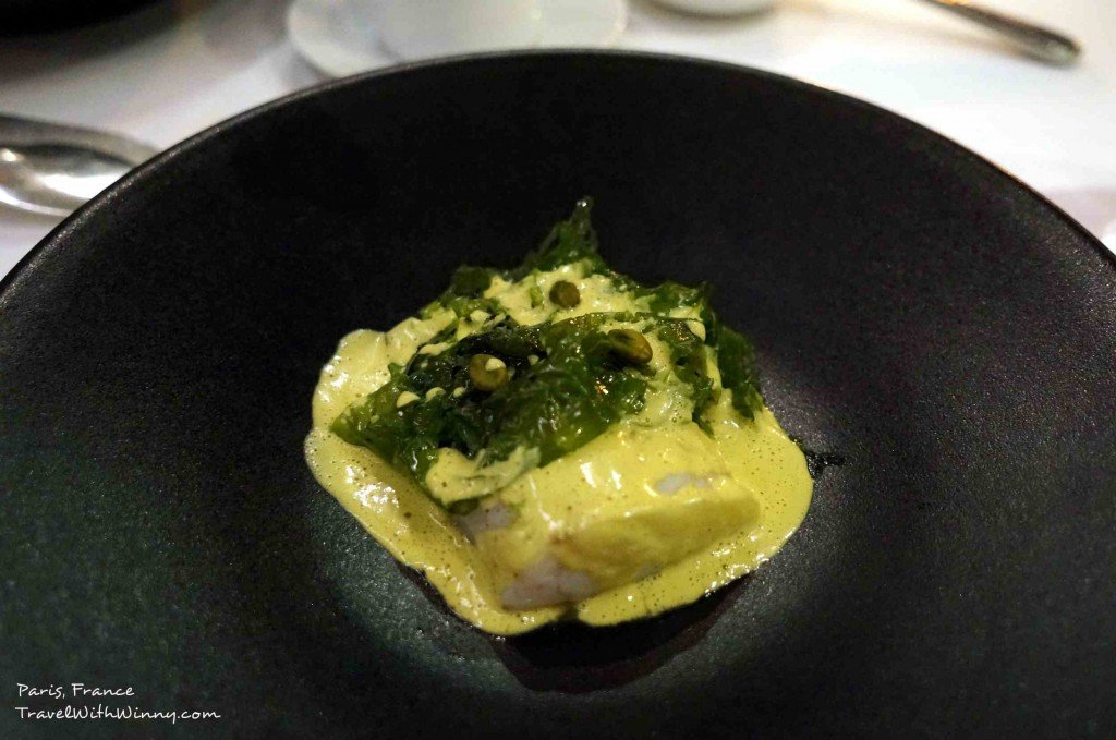 Streamed Hake Fish - Antoine Paris