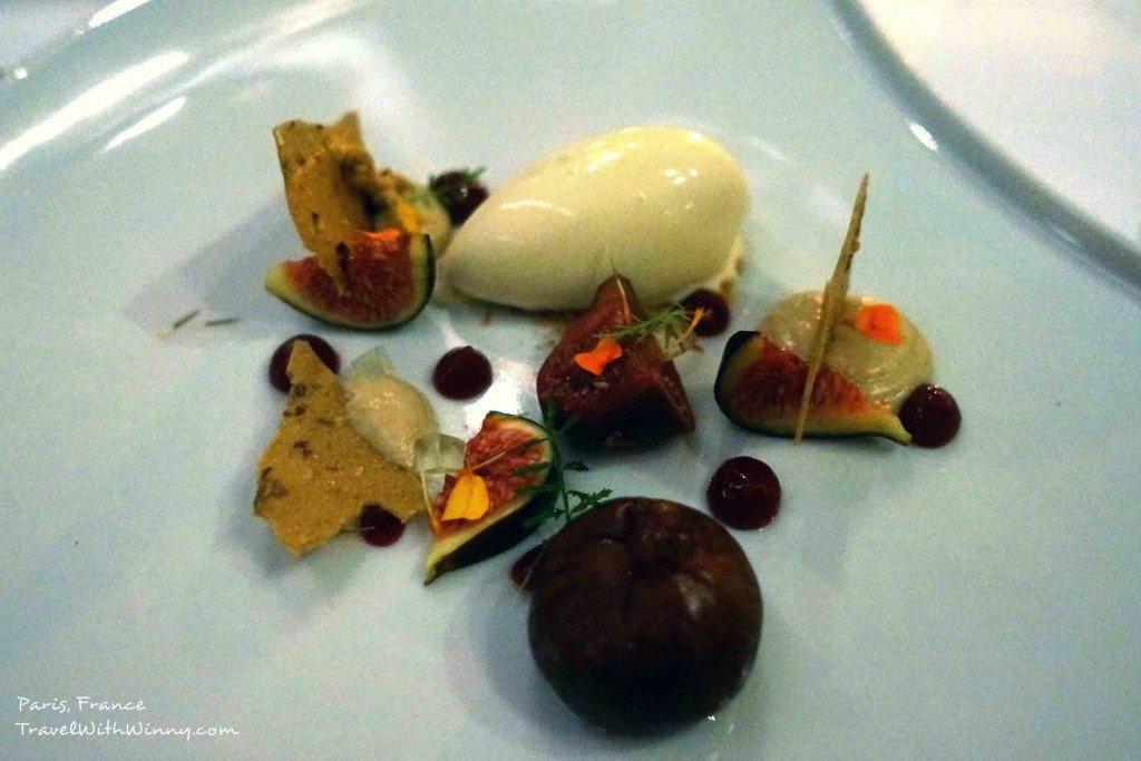 Antoine Paris - Dessert