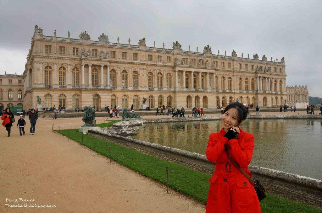 凡爾賽宮 花園