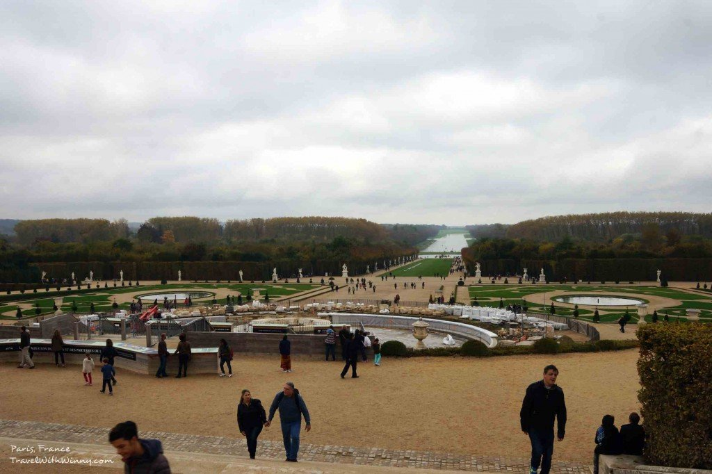 Gardens of Palace of Versailles