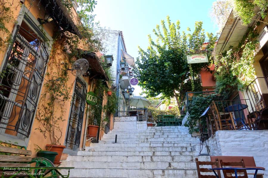 雅典 街景 Athens