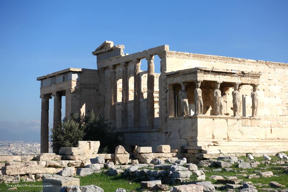 Erechtheion 厄瑞克忒翁神廟