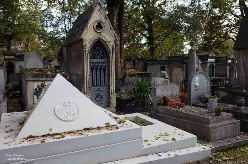 拉雪茲神父 公墓 巴黎