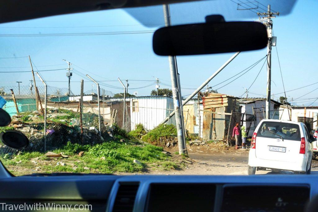 township langa 貧民窟 開普敦 cape town